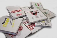 Коробки под пиццу с логотипом