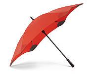 Зонт-трость Blunt Противоштормовой зонт-трость женский механический с большим куполом BLUNT (БЛАНТ) Bl-classic-red