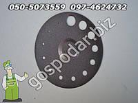 Диск калибратор металлический для ручной однорядной сеялки