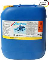 Хлор жидкий 24л (для длительной дезинфекции)