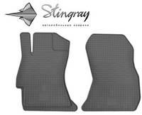 """Коврики """"Stingray"""" на Subaru Legacy (c 2012--) субару легацу"""