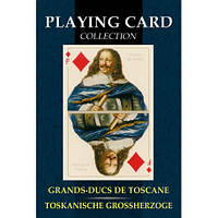 Playing Card Grand Dukes of Tuscany / Карты Великие князья Тосканы