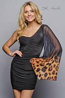 """Платье """"Богиня леопард"""" 1421"""