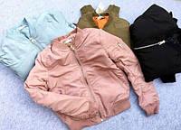 Куртка на манжетах с замочками 0030 (НБН)