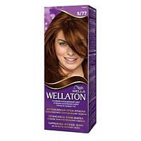 Краска для волос Wellaton 5-77 какао