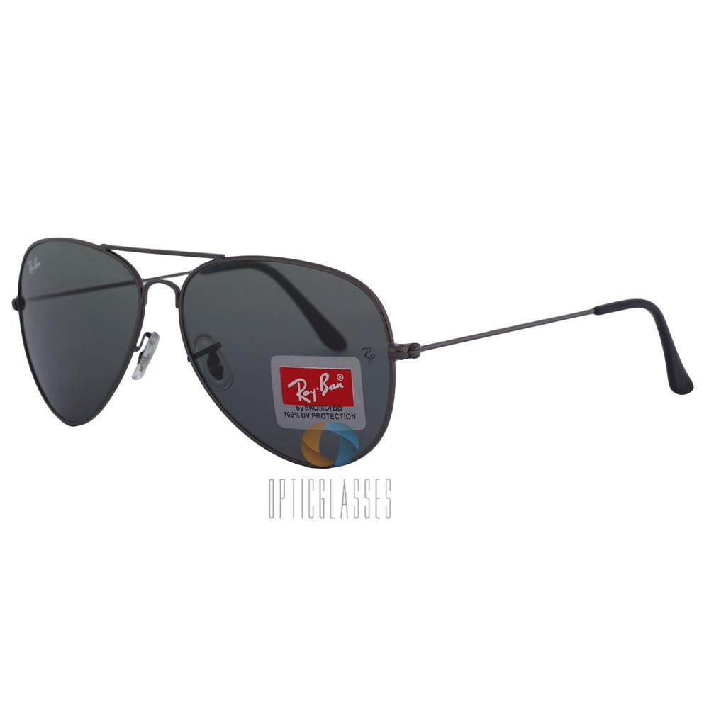 Очки купить в Украине Ray Ban Aviator 3026 (BLACK)