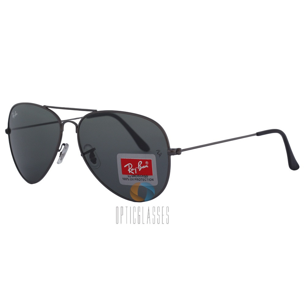 Очки купить в Украине Ray Ban Aviator 3026 (BLACK) - Интернет-магазин  Оптикглассес e7bfb55896001