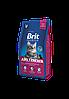 Brit Premium Adult Chicken корм для взрослых кошек с курицей, 8 кг