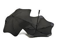 Противоштормовой зонт-трость мужской механический BLUNT (БЛАНТ) Bl-mini-plus-black