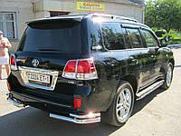 Козырек заднего стекла Toyota Land Cruiser 200