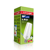 Высокомощная led-лампа Eurolamp LED Rocket 55W E40 5250Lm Ra85 (LED-HP-55406(R)), фото 1