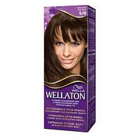 Краска для волос Wellaton 5-0 темный дуб