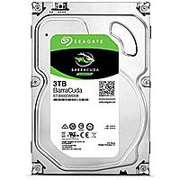 Жесткий диск Seagate BarraCuda HDD 3TB 7200rpm 64MB ST3000DM008 3.5 SATA III