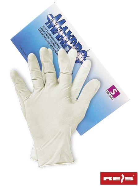 Перчатки латексные RALATEX W