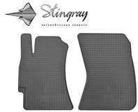 """Коврики """"Stingray"""" на Subaru Impreza (2008-2012) субару импреза"""