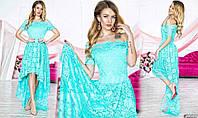 Платье  нарядное в пол, фото 1