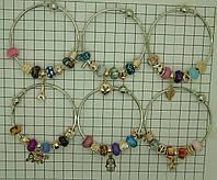 1116 Бренды, Жесткие браслеты Пандора, бижутерия и украшения оптом 7 км.
