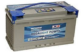 Аккумулятор Monbat Megalight Power ML 81090 AGM (90Ачас/12В)