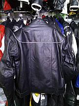 Мотокуртка бу кожа Crivit, фото 3