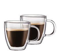 Набор чашек для эспрессо Bodum Bistro 150 мл 2 шт 10602-10