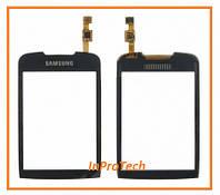 Сенсор (тачскрин) Samsung GT-S3850 Corby II Black Original