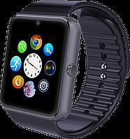 Смарт-часы Uwatch GT08 smartwatch, умные часы черные, серебро, золото
