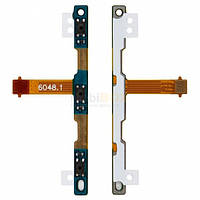 Шлейф с кнопкой включения и боковыми кнопками для Sony Xperia ZR C5502, C5503 (M36h) Original