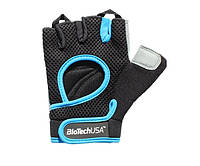 Аксесуари BiotechUSA Gloves black-blue (Budapest)