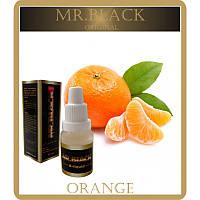 Жидкость для электронных сигарет Mr.Black Апельсин 12 мг/мл (Med) - 15 мл