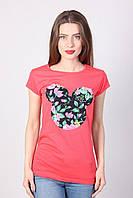 Женская футболка красивого фасона