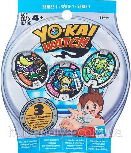Yo-kai Watch Йокай Вотч — медали