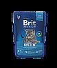 Brit Premium Kitten корм для котят с курицей, 300 г