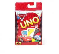 Карты UNO Уно Тачки. Mattel