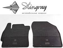 "Коврики ""Stingray"" на Toyota Auris (c 2013--) тойота аурис"