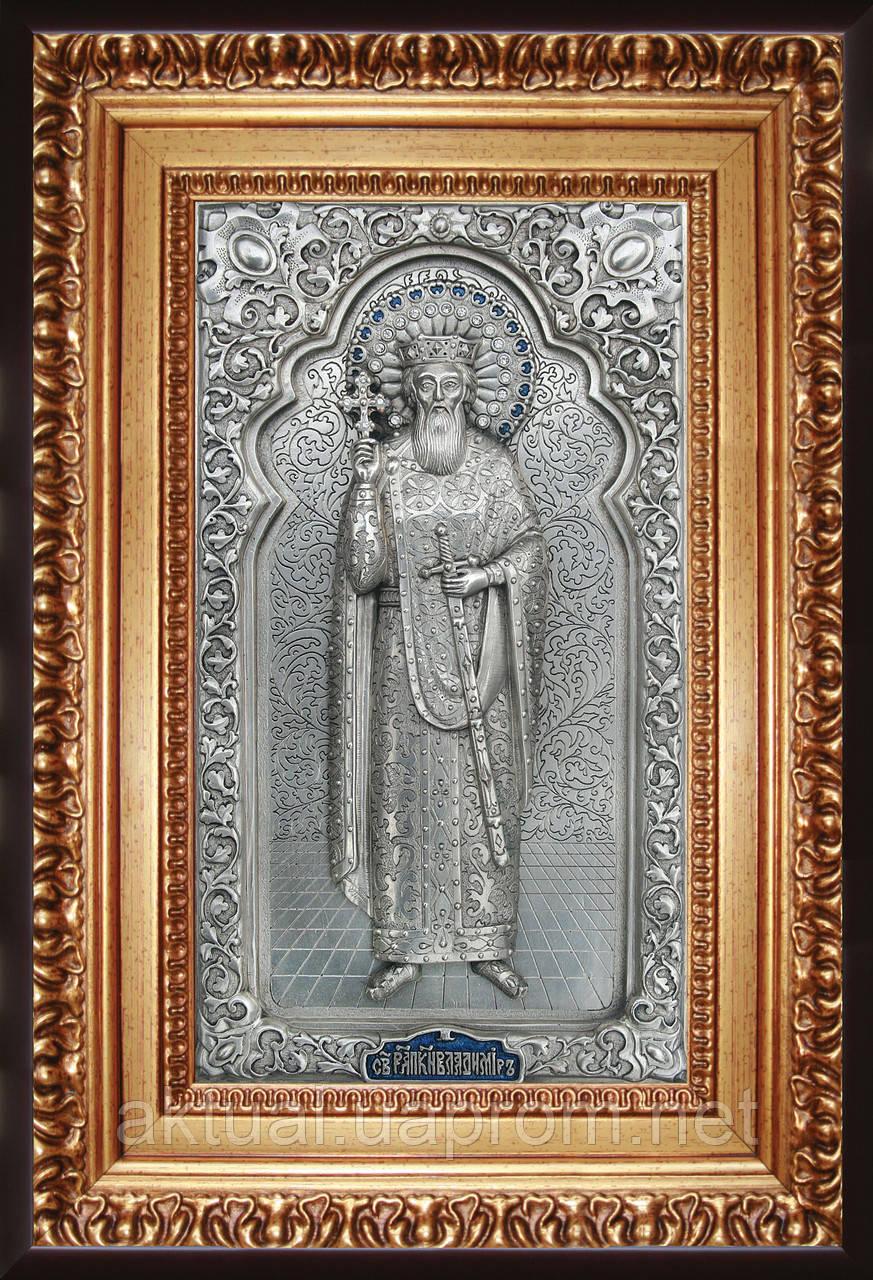 Владимир святой князь креститель Киевской Руси ростовая икона