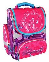 """Школьный рюкзак CF85824 """"Butterfly Music"""" для девочек"""