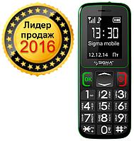 Телефон Sigma Comfort 50 mini 3  2 сим, 1,77 дюйма, 850 мА/ч.