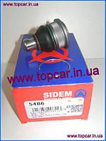 Шаровая опора нижняя Renault Logan II 12-  Sidem Турция 5486