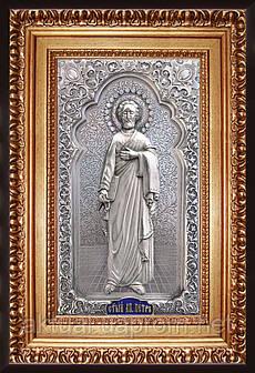 Апостол Пётр ростовая икона