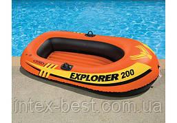 Надувная лодка Intex Explorer-Pro 200 Set 58356