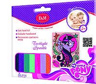 Картинка из цветного песка Сумеречная искорка My Little Pony D&M