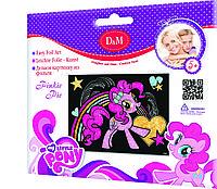 Картинка из фольги Пинки пай My Little Pony D&M