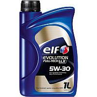 Моторне масло Elf EVOLUTION FULLTECH LLX 5w30 1л.