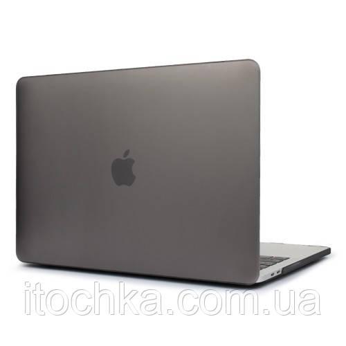 Пластиковый чехол для MacBook Pro 15 Black