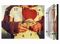 Настенные часы Все в наших руках