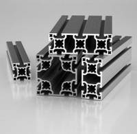 Алюминиевый профиль   для антимоскитных сеток дверной RAL - 9016 (белый), 8017 (коричневый) 6000 мм. АД31Т5