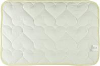Подушка силиконовая для новорожденного Сердечко 40Х60