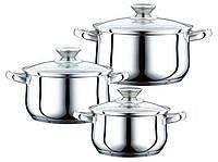 Набор посуды 6 предметов Дуэт