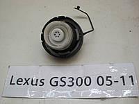 Б.У. крышка бензобака (горловины) Lexus GS300 2005-2012 Б/У