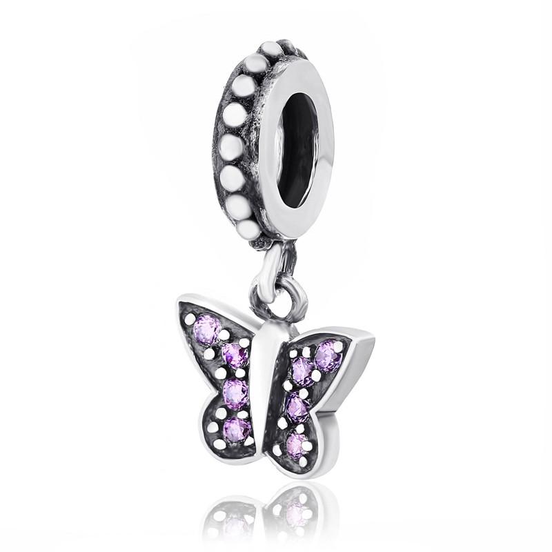 """Шарм-подвеска """"Бабочка"""" (символ обновления)"""
